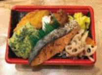秋鮭のり弁