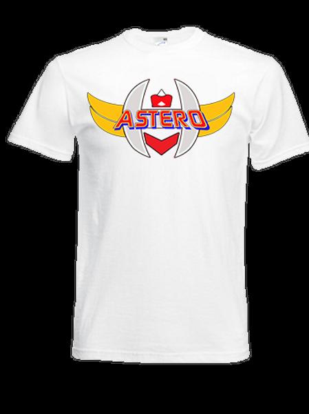 """T-Shirt ASTERO-H Blanc """"GOLDOWINGS"""""""