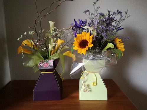 Vase/Box Bouquet
