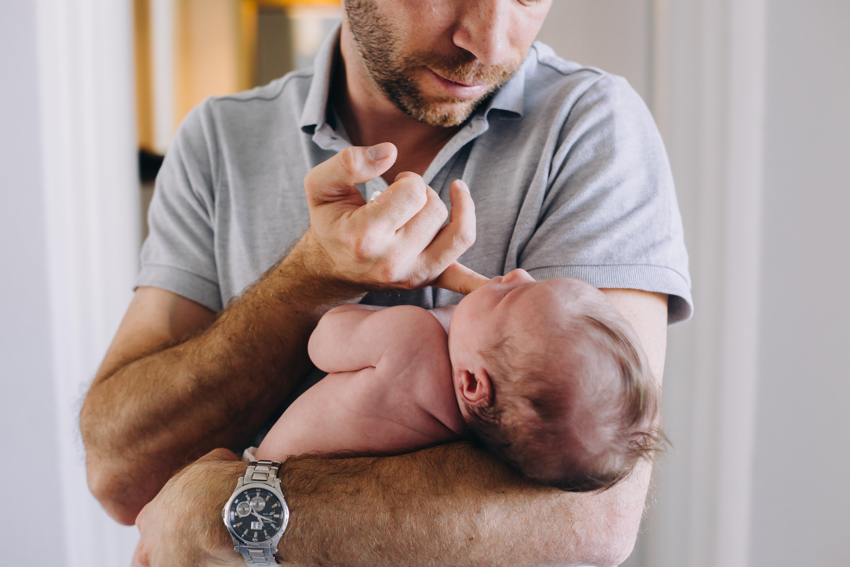 Photo bébé nouveau-né Bègles