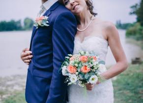 Mariage australien près de Bordeaux