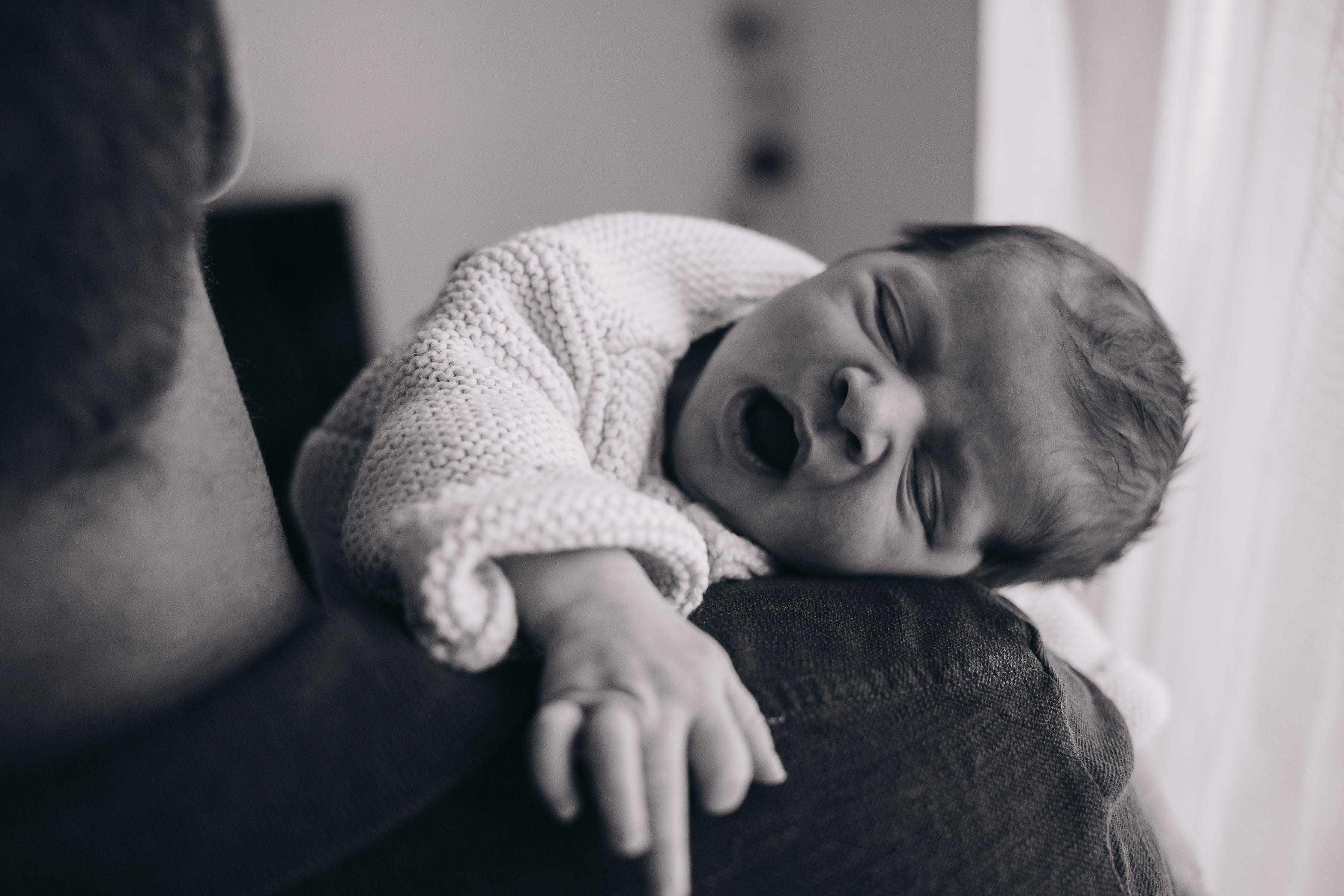 séance photo bébé nouveau-né famille bor