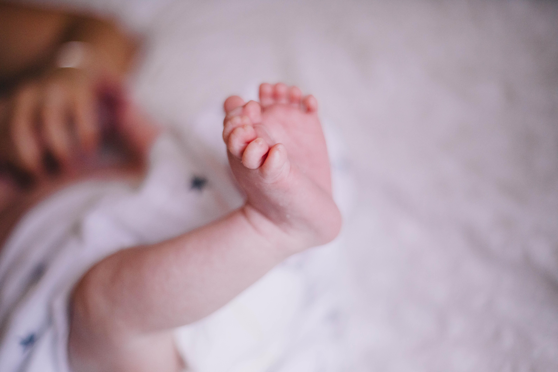 Photo bébé nouveau-né Gradignan