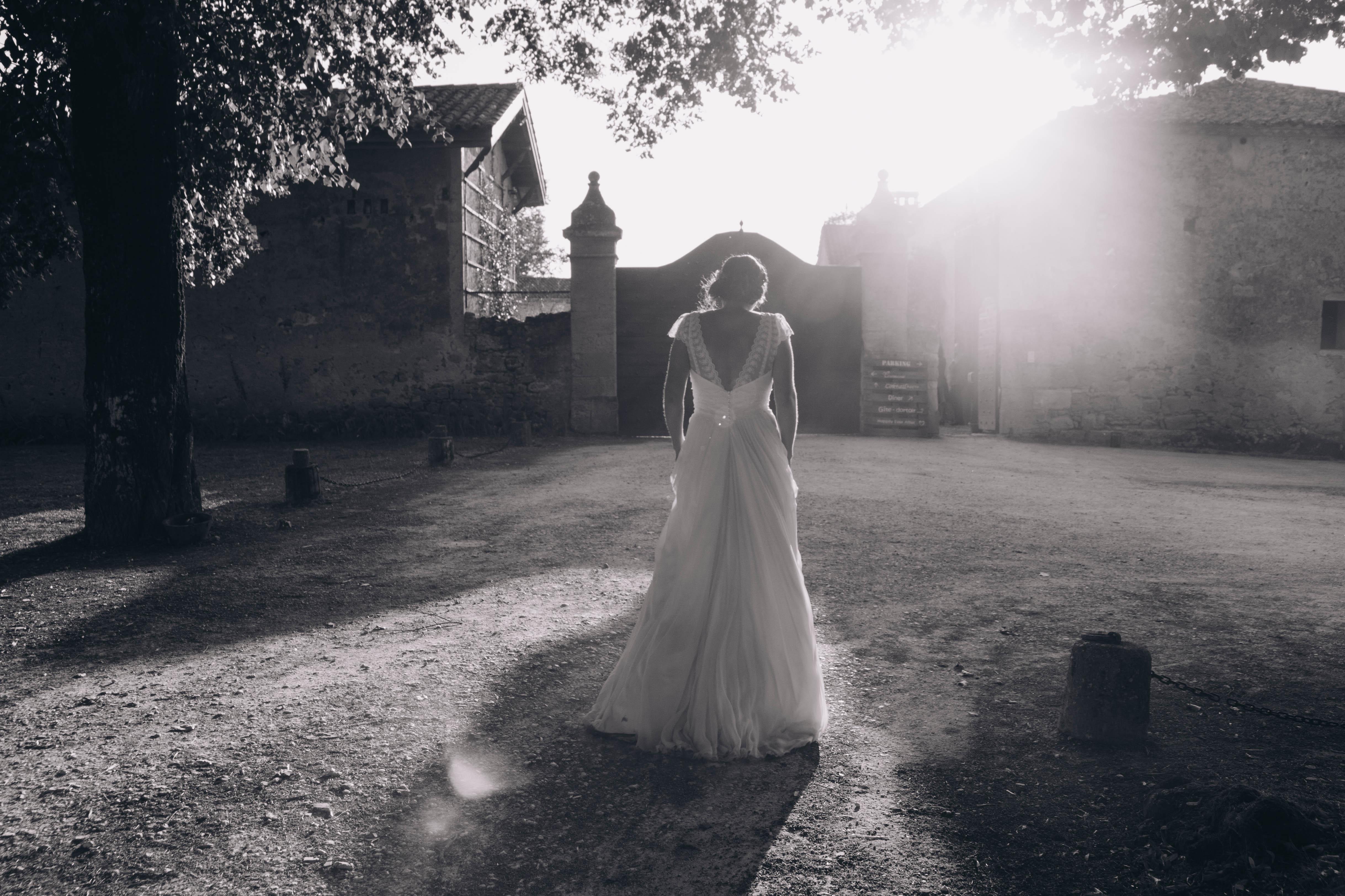 Photo mariage Gironde Château Auros