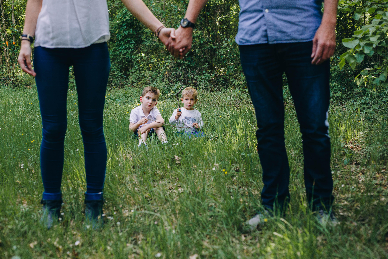Séance photo famille Blanquefort