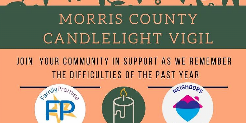 Morris County's Candlelight Vigil