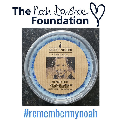 Noah Donahoe Foundation Wax Pod