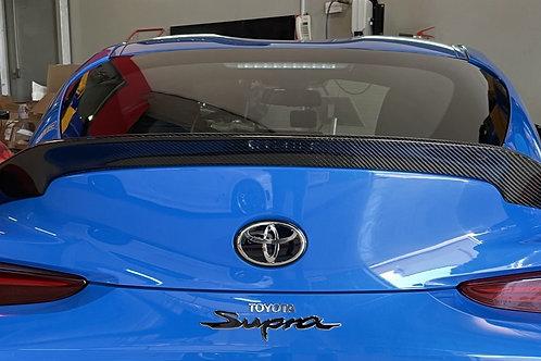 Seibon TR style Rear Spoiler (Carbon Fiber) Toyota Supra A90 A91