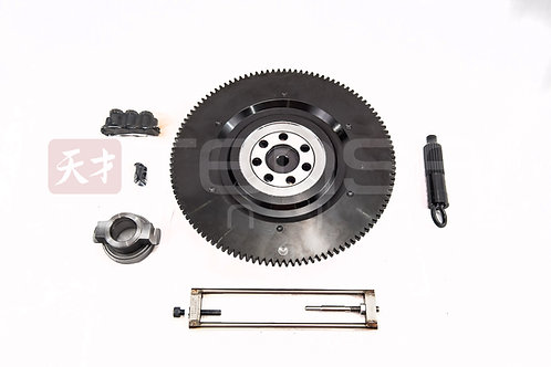 Competition Clutch Multi-Plate Triple Clutch Kit - Evo X - Ultra light flywheel