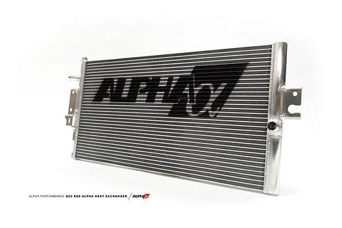 Alpha Performance INFINITI Q50/Q60 Red Alpha Heat Exchange
