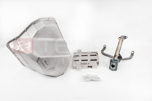 Killer B Performance Oil Pan & Pickup & Baffle Package for EJ Series