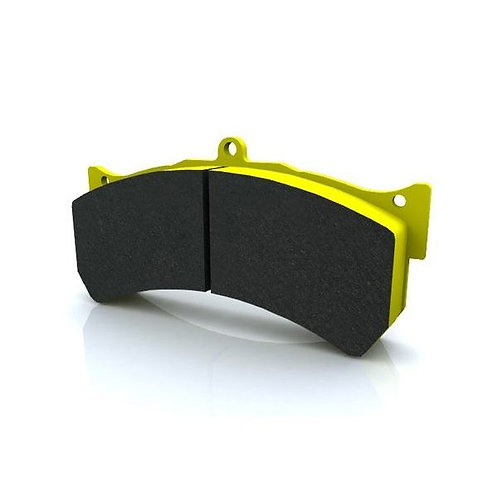 Pagid RS29 BREMBO Rear Pad Set - Evo 4-9 and STI 2008-2017