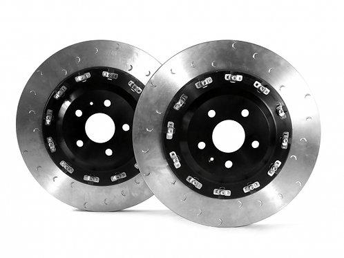 Revo by Alcon Brake Kit MQB 380x32 Black