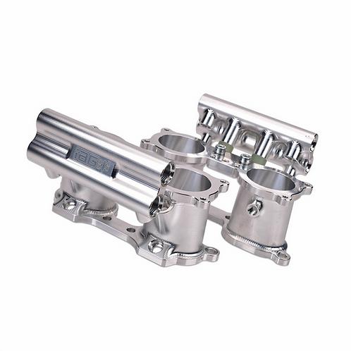 IAG EJ Dual Injector TGV Housing w/ Fuel Rails For 04-20 STI