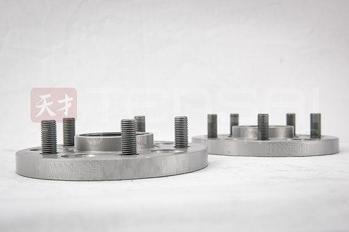 H&R 15mm Wheel Spacers Evo X