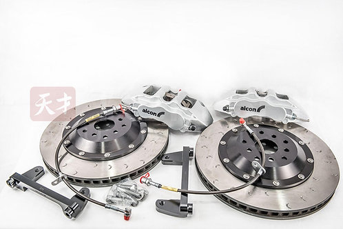 Alcon Advantage  Extreme 365mm Front Big Brake Kit STI Dual Drill