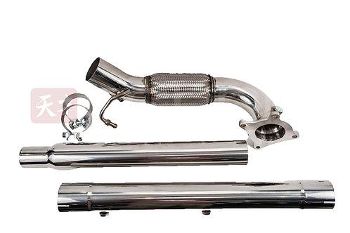 CTS Turbo MK6 GTI Downpipe