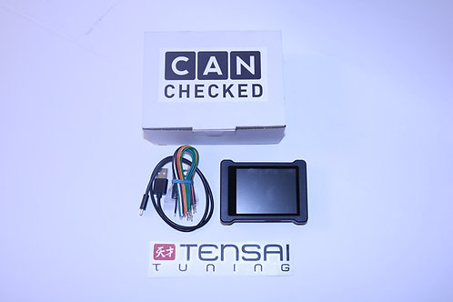 """CANchecked MFD32 - Universal 3.2"""" Display Logger"""