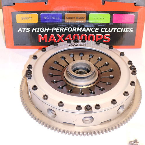 ATS Twin Metal Clutch Pull Type Spec II 1700kg Evo 9