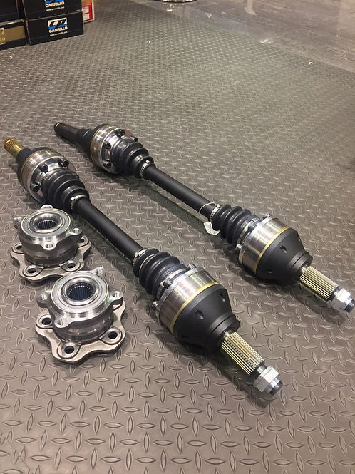 Drive Shaft Shop 2015+ Nissan R35 GTR  Pro-Level 1000HP+  Rear Axles