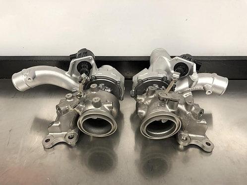 R/T Tuning VR30 Turbos Upgrade RedSport