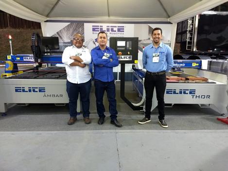 Elite Soldas e Robótica marca presença na  31ª edição da Expo Usipa