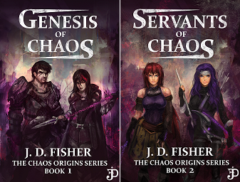 Genesis and Servants of Chaos Book 256x1