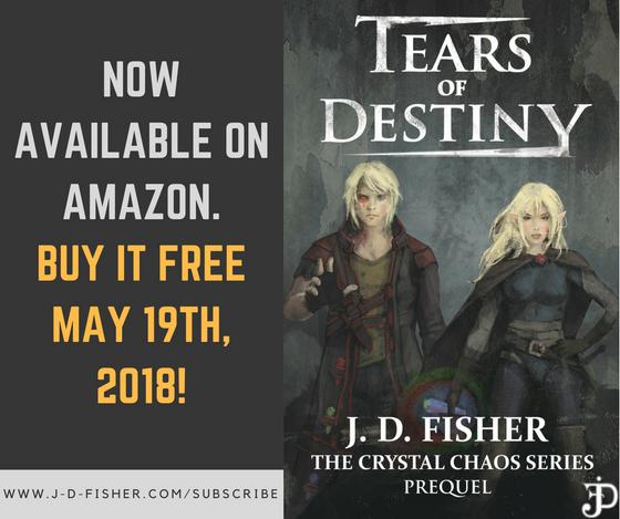 Tears of Destiny Free Today