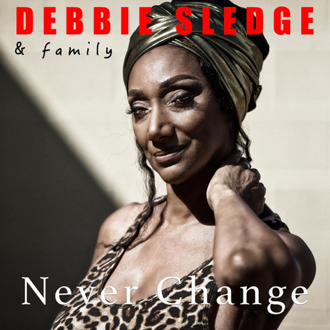 Never Change single release