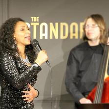 Debbie live at The Standard