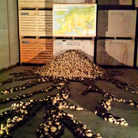 De aardappelbron