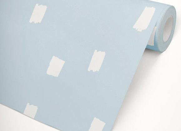 Papel de Parede Candy azul