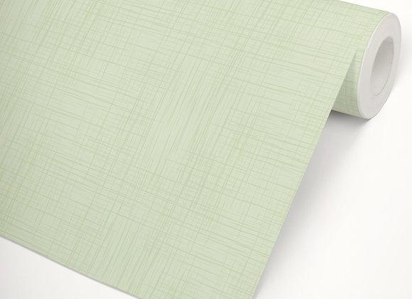 Papel de Parede Linho verde