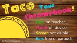 Taco your Chromebook