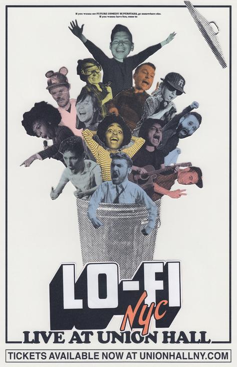 Lo-Fi NYC Poster
