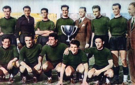 Settantacinque anni fa la Coppa Italia