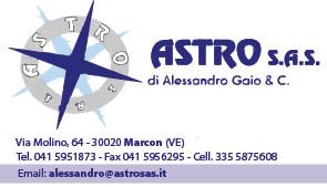 """C'è un nuovo """"ASTRO"""" nella costellazione dei partner commerciali del Venezia 1907!"""