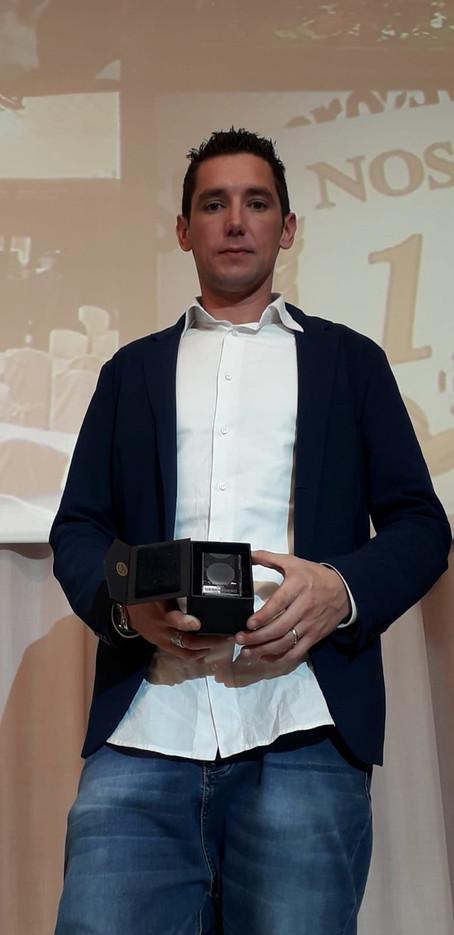 """Premio """"Nostri 11"""". Rudj Dall'Arche eletto miglior portiere della Promozione friulana"""