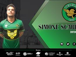 Simone Scarpa per la difesa neroverde