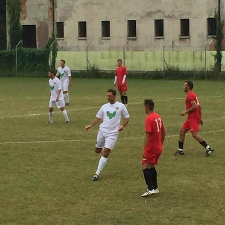 Coppa Venezia:                          SACCAFISOLA-VENEZIA 1-0