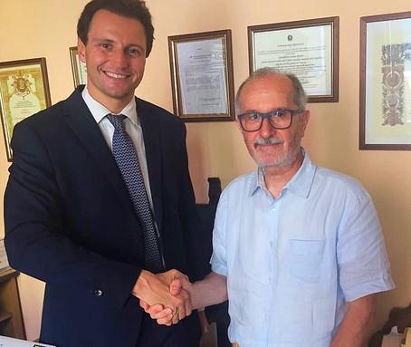 Giorgio Granzo è il nuovo Segretario e Direttore Organizzativo.