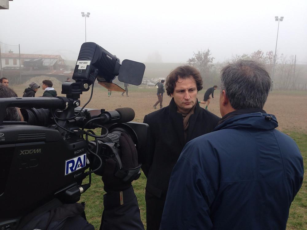 Il presidente Gianalberto Scarpa Basteri