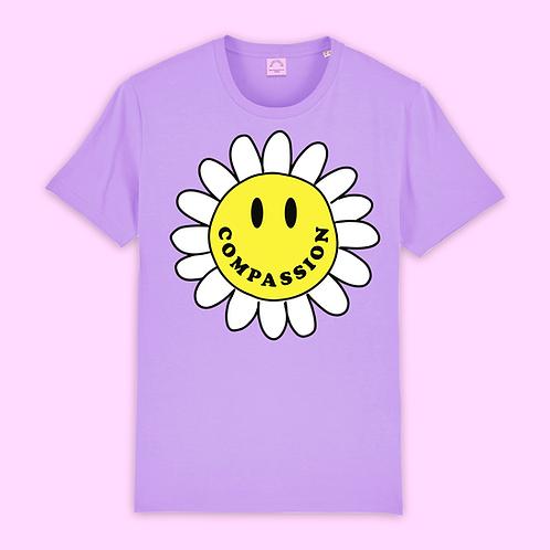 Compassion Daisy Organic T-Shirt
