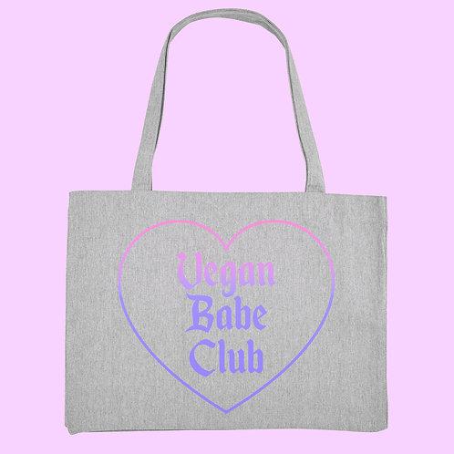 Vegan Babe Club Recycled Shopper Bag