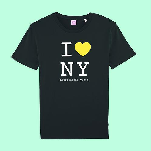 I 💛 Nutritional Yeast Organic T-Shirt