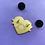 Thumbnail: Vegan Babe Club - Enamel Pin
