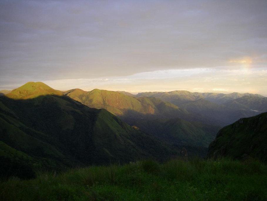 Cross River Gorilla -  Kagwene landscape