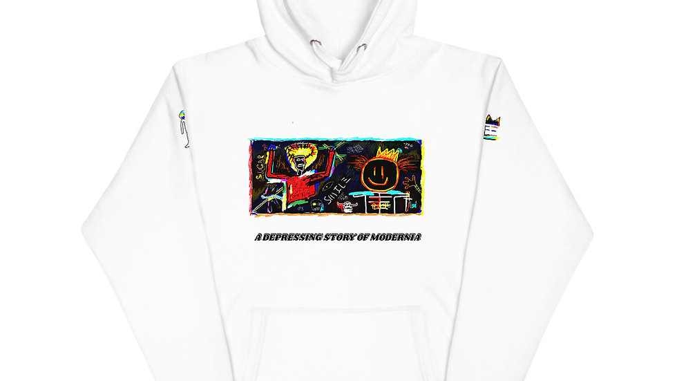 Modernia hoodie
