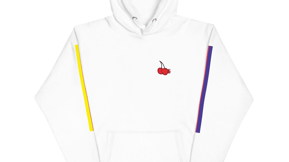 cherry popper hoodie