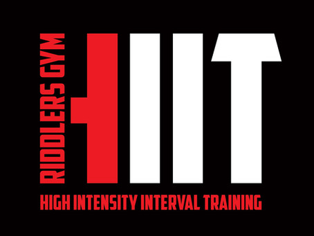WHAT IS RIDDLERS HIIT?